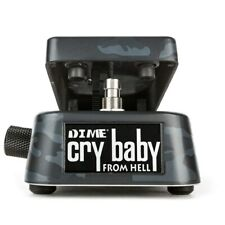 Dunlop Db01B Dimebag Cry Baby From Hell Wah Guitar Effects Pedal