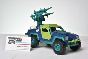G.I.Joe Collector Club Cobra Dreadnok Ground Assault 4WD Stinger