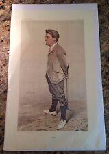 "Vanity Fair Print ""Golfer"""