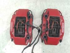 1996-2004 986 PORSCHE BOXSTER PAIR OF BREMBO REAR BRAKE CALIPERS 2.7 PETROL