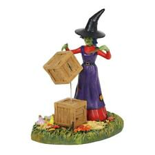 Dept 56 Halloween Haunted Rails 2018 WITCH HOLLOW MOVING WITH MAGIC 6002303 BNIB