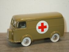 Peugeot D4A Ambulance - Quiralu France *36597
