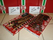 LGB 12050 & 12150 R1 ELECTRIC BRASS LEFT & RIGHT SWITCH TRACK SET NEW IN BOXES!!
