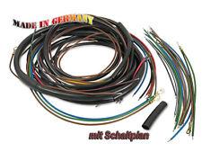 MZ/MUZ Cable Loom ES175/1 ES250/1 ES300 for Screw Contacts M.Wiring Diagram