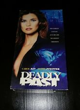 Deadly Past (VHS, 1995, Unrated) Carol Alt Dedee Pfeiffer