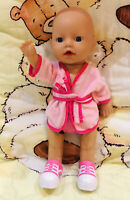 My little Baby Born Talks And Walks Doll Zapf Creation Rare 2009