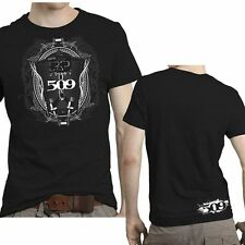 509  CLOTHING APPAREL  - PISTON PLUG  T-SHIRT - 2X LARGE    #  509-17214