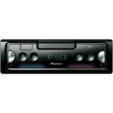 Pioneer SPH-10BT Single Din In-Dash Mechless Bluetooth Smart Sync Receiver