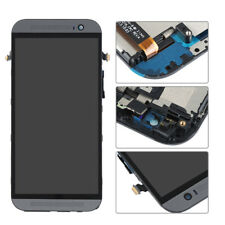For HTC One M8 831C New LCD Display Touch Screen Digitizer Assembly + Frame