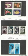 Canada, Postage Stamp, #1248a, 1255a, 2114a Mint NH, 1989-2005