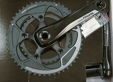 Sram RIVAL 22 BB30/PF30 50/34T Crankset, 165mm, NIB, 2x11 spd, w/o Bearing or BB