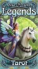 ANNE STOKES LEGENDS TAROT Deck Card Set fairy faery dragon unicorn oracle cards
