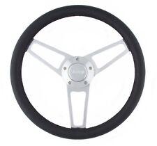 Grant 1904 Billet Series Leather Wheel