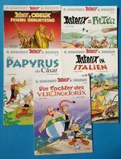 Comics Asterix & Obelix Sammlung Band 34 35 36 37 38  ungelesen 1A abs. TOP