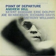 "ANDREW HILL ""POINT OF DEPARTURE"" CD NEU"