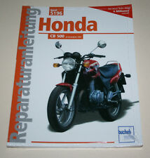 Reparaturanleitung Honda CB 500 + CB 500 S, Baujahre ab 1994