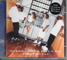 MARIAH CAREY & BOYZ II MEN - One sweet day CDM 6TR USA Release 1995 (COLUMBIA)
