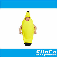 Enfant 10-12 ans banana costume robe fantaisie funny fruits enfants garçons filles unisexe