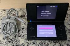 Nintendo Dsi Black Twl-001; Tested; Twl 001 w/ Charger