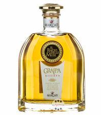 """Marcati Grappa Riserva """"Il Bacio delle Muse"""" / 40 % Vol. / 0,7 Liter-Flasche"""