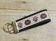 Auburn medium key chain.  MAKES A GREAT GIFT *CHELLE* free shipping