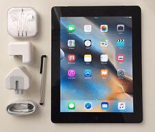 Apple Ipad 4th generación 64GB, Wi-Fi + Celular (Desbloqueado), 9.7in - Negro