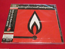 THE ROLLING STONES - FLASHPOINT - JAPAN JEWEL CASE SHM CD - UICY-91503