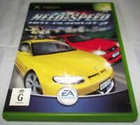 Need for Speed Hot Pursuit 2 XBOX Original PAL *Complete*