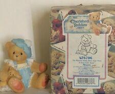 "Cherished Teddies Enesco Miranda "".A Hug Can Heal"" 476706: Original Box"