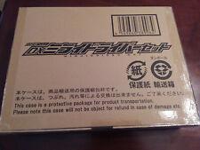 Kamen Rider Zi-O DX Mirai Driver Set Premium Bandai Exclusive New and Unopened