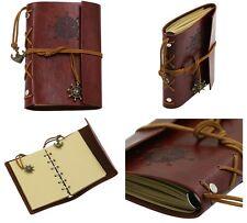 Carnet de notes rétro journal cosplay steampunk navigateur boussole pirate