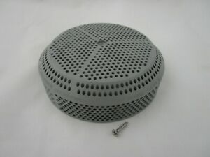 Hot Tub Parts Coleman Spa Suction Cover, Grey 107824