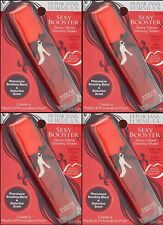 Physicians Formula Sexy Booster Sexy Glow Glossy Stain, Red #7834 4 pack