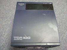 Panasonic KX-TDA100 IP PBX - Cabinet and Cover Only - No Power Or Cards - TESTED