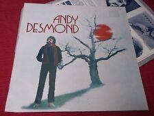 Andy Desmond:   Andy Desmond    LP  UK  A1/B1 EX+