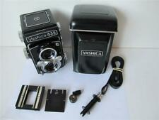 Yashica 635 TLR w/35mm Adapter & Case *****