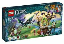 Lego 41196 Elves The Elvenstar Tree Bat Attack New Sealed Retired Building Model