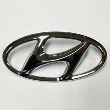 86320 F2100 Front Grille H Logo Emblem for 2017 2018 Hyundai Elantra : Avante AD