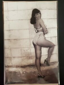 Bettie Page Curse of the Banshee #2 1:11 Virgin Variant 2021 NM Comics Book