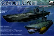AFV Club 1/350 German U-Boat Type VII C/41 # SE73504