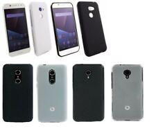 Funda Gel Ultra delgada para Vodafone Smart N8/E8/N9/N9 Lite teléfonos