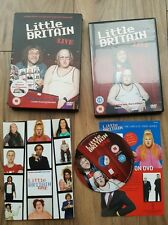 Little Britain Live Limited Special Edition Including Replica Tour Programme DVD