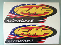 TP Decal Stickers Aufkleber FMF TurbineCore2 /1089