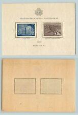Latvia 1938 SC B96 mint Souvenir Sheet . rta4773
