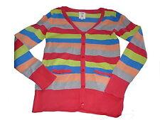 Tom Tailor tolle Strick Jacke Gr. 176 oder XL in tollen Farben gestreift !!
