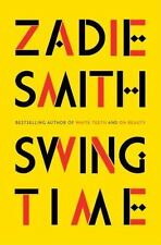 ZADIE SMITH SWING TIME WHITE TEETH HARDCOVER FIRST PRINTING EDITION LIKE NEW