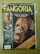 FANGORIA #27 VF STARLOG HORROR MAGAZINE