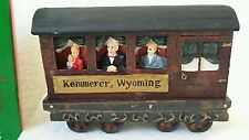 Home Towne Express Kemmerer WY Express Train Week 42 JC PENNEY Wyoming