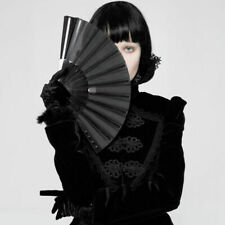 Punkrave Fans Gothic Punk Lolita Japan Victorian Pointy Spike Fan Nagel
