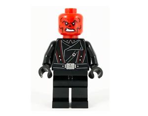 Lego Red Skull 76166 Black Belt Super Heroes Minifigure